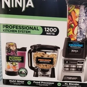 Ninja Professional kitchen system 1200 watts